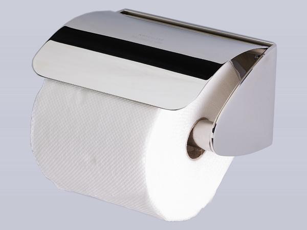 Giá treo giấy vệ sinh inox - Mẫu 02